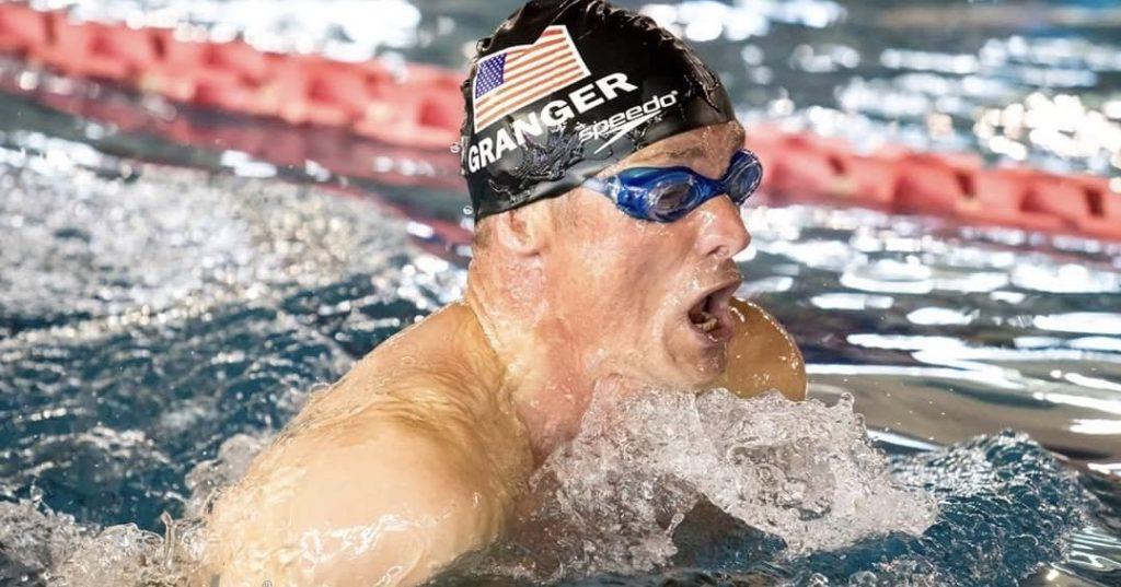 Nicolas-Granger-coach-vie-personnel-sportif-compétition-bonnet-bain-brasse-Etats-Unis-piscine-championnat